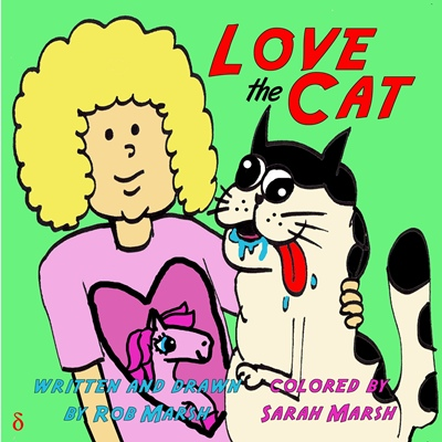 Love the Cat cover small